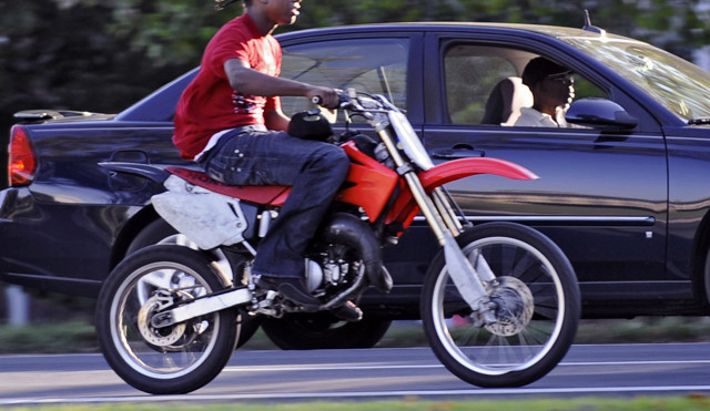 Baltimore Police new strategy to eliminate illegal dirt bikes [VIDEO]