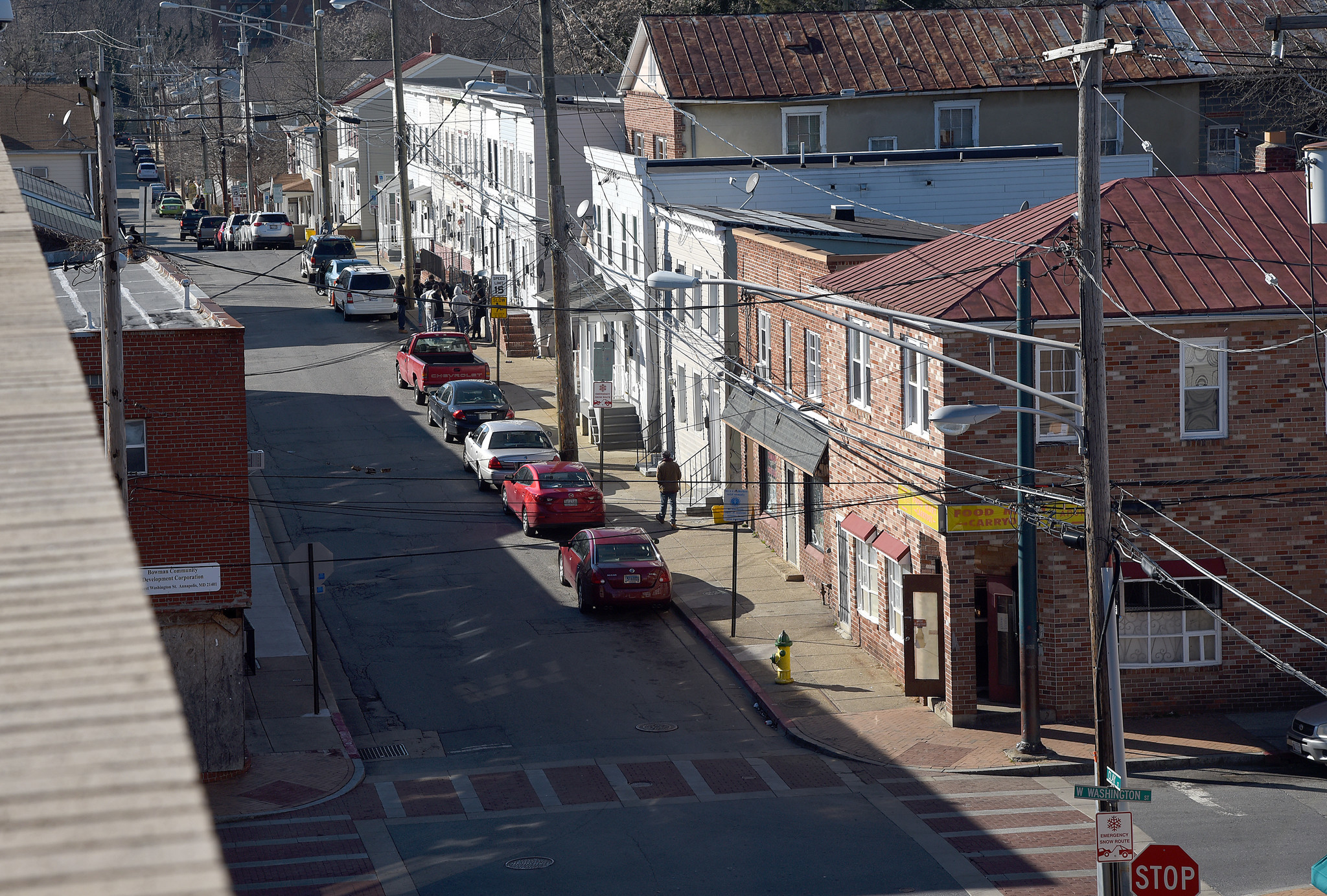 Annapolis residents worry violence stems from community rivalries