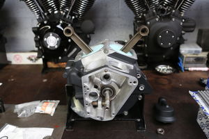 how to install ss cycle oil pump