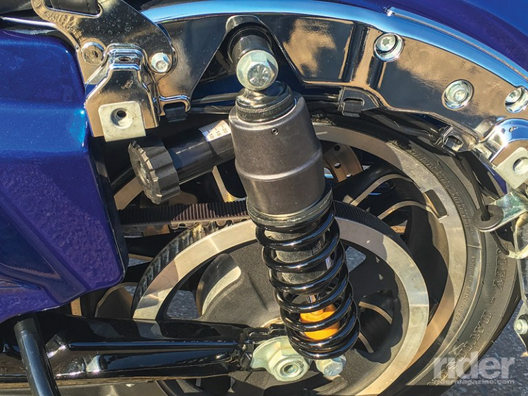 removing-the-left-saddlebag-reveals-the-preload-adjuster-knob-on-the-new-set-and-forget-showa-rear-shocks