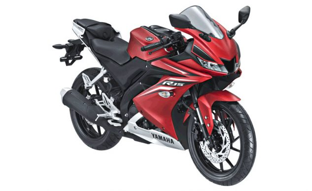 Yamaha YZF-R15 v3 for Indonesia and What It Means for the 2018 R3