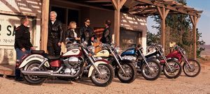 Eight Middleweight V-Twin Cruisers