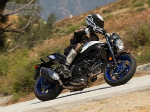 2017 Suzuki SV650 First Ride Review